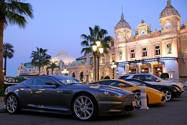 Монако - маленькое карликовое государство