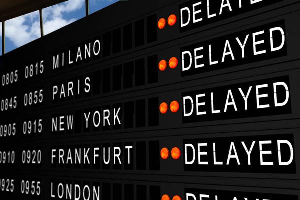 Что делать, если задержали чартерный рейс?