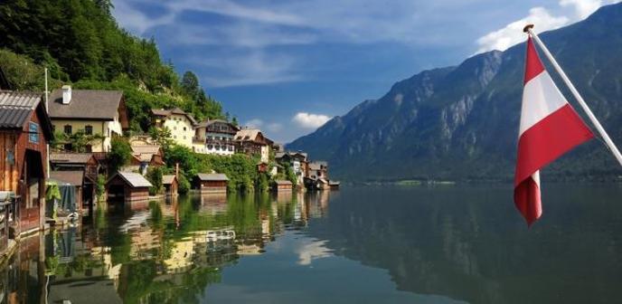 Австрия прекрасна круглый год