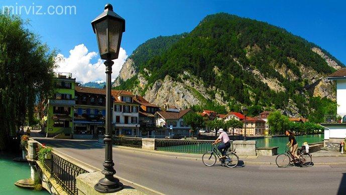 Швейцария – туристическая страна