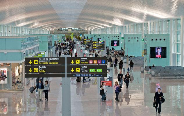 Названы лучшие аэропорты Европы