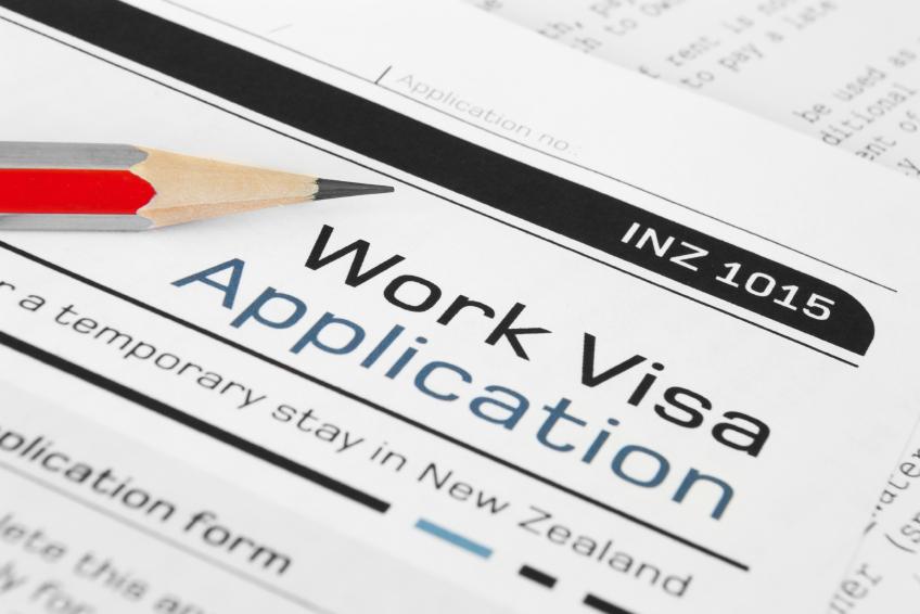 Рабочие визы в Европу